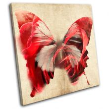 Butterfly Illustration - 13-0296(00B)-SG11-LO